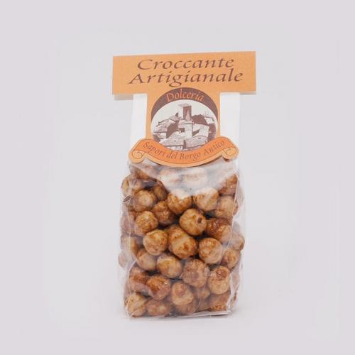 Confezione di Nocciole pralinate direttamente dal Borgo di Montebonello